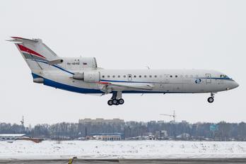RA-42412 - Rusjet Aircompany Yakovlev Yak-42