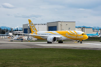 9V-OFH - Scoot Boeing 787-8 Dreamliner