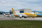 9V-OFH - Scoot Boeing 787-8 Dreamliner aircraft