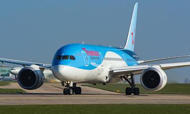 G-TUII - Thomson/Thomsonfly Boeing 787-8 Dreamliner
