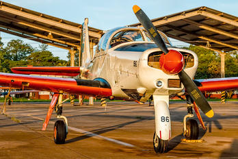 1886 - Brazil - Air Force Neiva T-25A Universal