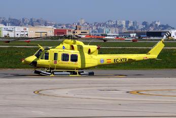 EC-KTR - INAER Bell 412EP