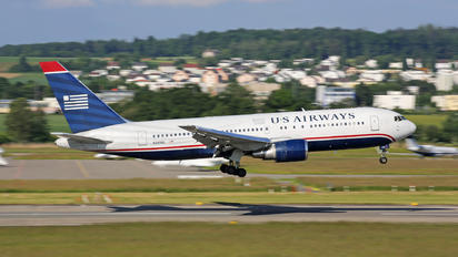 N249AU - US Airways Boeing 767-200ER
