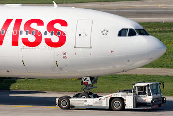 HB-JHL - Swiss Airbus A330-300