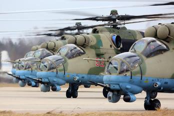 RF-13028 - Russia - Air Force Mil Mi-35M
