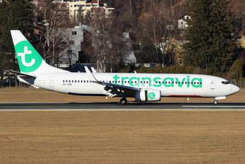 PH-HSB - Transavia Boeing 737-800