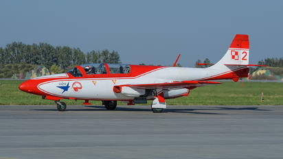 2008 - Poland - Air Force: White & Red Iskras PZL TS-11 Iskra