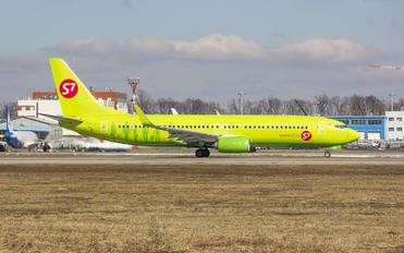 VP-BUL - S7 Airlines Boeing 737-800