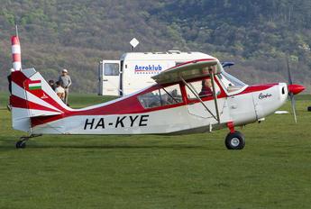 HA-KYE - Private Bellanca 7GCBC Citabria Explorer