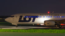 SP-LLG - LOT - Polish Airlines Boeing 737-400 aircraft