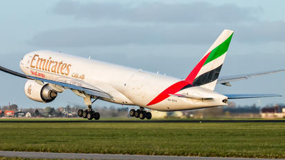 A6-EFH - Emirates Sky Cargo Boeing 777F