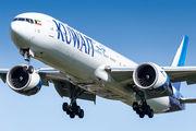 9K-AOC - Kuwait Airways Boeing 777-300ER aircraft