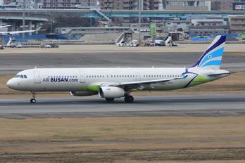 HL8073 - Air Busan Airbus A321