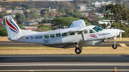 TI-BGB - Sansa Airlines Cessna 208 Caravan