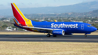 N7731A - Southwest Airlines Boeing 737-700