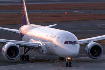 HS-TQC - Thai Airways Boeing 787-8 Dreamliner