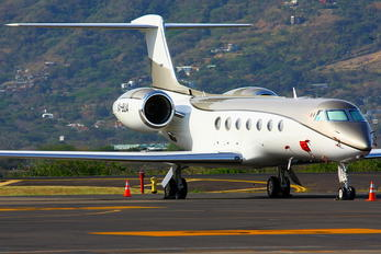 XA-BUA - Private Gulfstream Aerospace G-V, G-V-SP, G500, G550