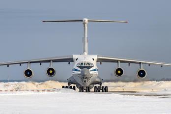 RA-76669 - Russia - Air Force Ilyushin Il-76 (all models)