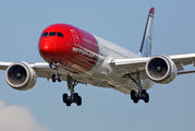 LN-LNJ - Norwegian Long Haul Boeing 787-9 Dreamliner aircraft