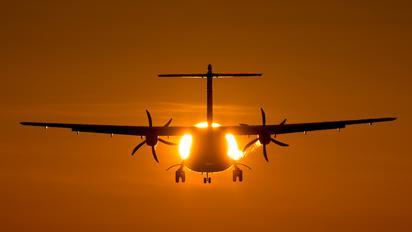 OY-JZC - SAS - Scandinavian Airlines ATR 72 (all models)