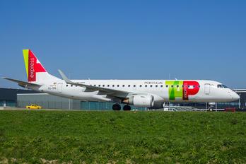 CS-TPR - TAP Express Embraer ERJ-190 (190-100)