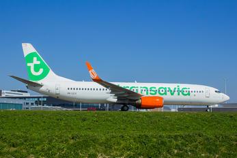 PH-GGY - Transavia Boeing 737-800
