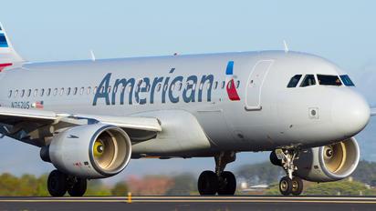 N762US - US Airways Airbus A319