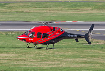 G-HPIN - Private Bell 429 Global Ranger