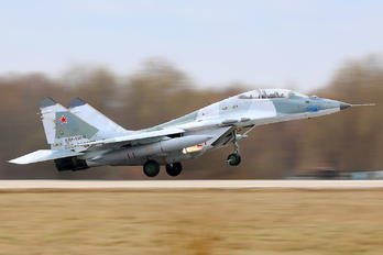 RF-93614 - Russia - Air Force Mikoyan-Gurevich MiG-29UB