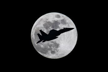 - - USA - Air National Guard McDonnell Douglas F-15C Eagle
