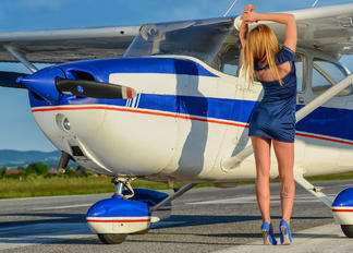 9A-DVW - - Airport Overview - Aviation Glamour - Model