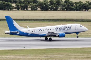OE-LMK - People's Viennaline Embraer ERJ-170 (170-100)