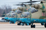 52 - Russia - Air Force Mil Mi-35 aircraft