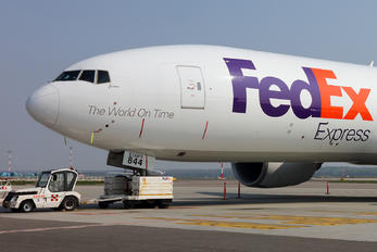 N844FD - FedEx Federal Express Boeing 777F