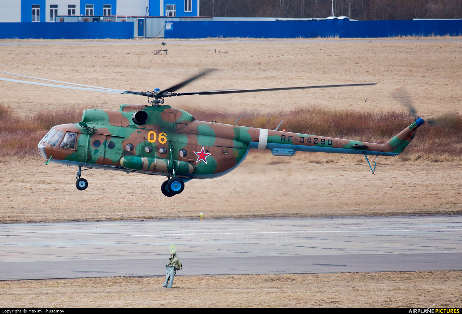 Russia - Ministry of Internal Affairs RF-34290 aircraft at Undisclosed Location