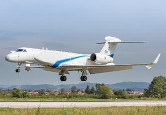 537 - Israel - Defence Force Gulfstream Aerospace G-V, G-V-SP, G500, G550