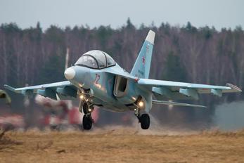 RF-81681 - Russia - Air Force Yakovlev Yak-130