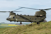 ZA713 - Royal Air Force Boeing Chinook HC.4 aircraft