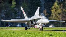 J-5009 - Switzerland - Air Force McDonnell Douglas F/A-18C Hornet aircraft