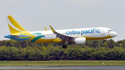 RP-C4106 - Cebu Pacific Air Airbus A320