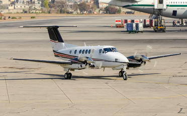 AP-JDW - Private Beechcraft 200 King Air