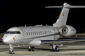 EC-MNH - Private Bombardier BD-700 Global 6000