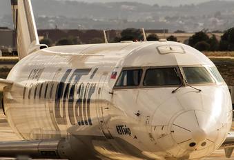 N718AV - UTair Canadair CL-600 CRJ-200