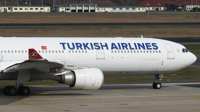 TC-JOG - Turkish Airlines Airbus A330-300