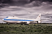 75-0125 - USA - Air Force Boeing E-4B aircraft