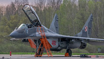 4110 - Poland - Air Force Mikoyan-Gurevich MiG-29GT aircraft
