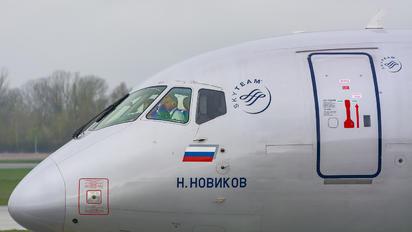 RA-89064 - Aeroflot Sukhoi Superjet 100