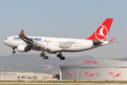 TC-JIO - Turkish Airlines Airbus A330-200 aircraft