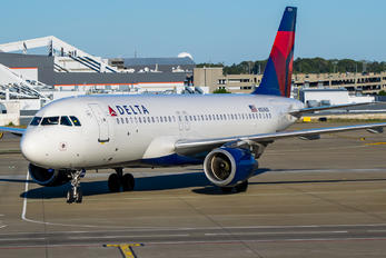 N324US - Delta Air Lines Airbus A320