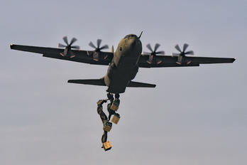 - - Royal Air Force Lockheed C-130J Hercules